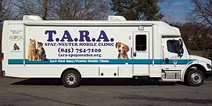 T.A.R.A., Inc Spay/Neuter Mobile Unit
